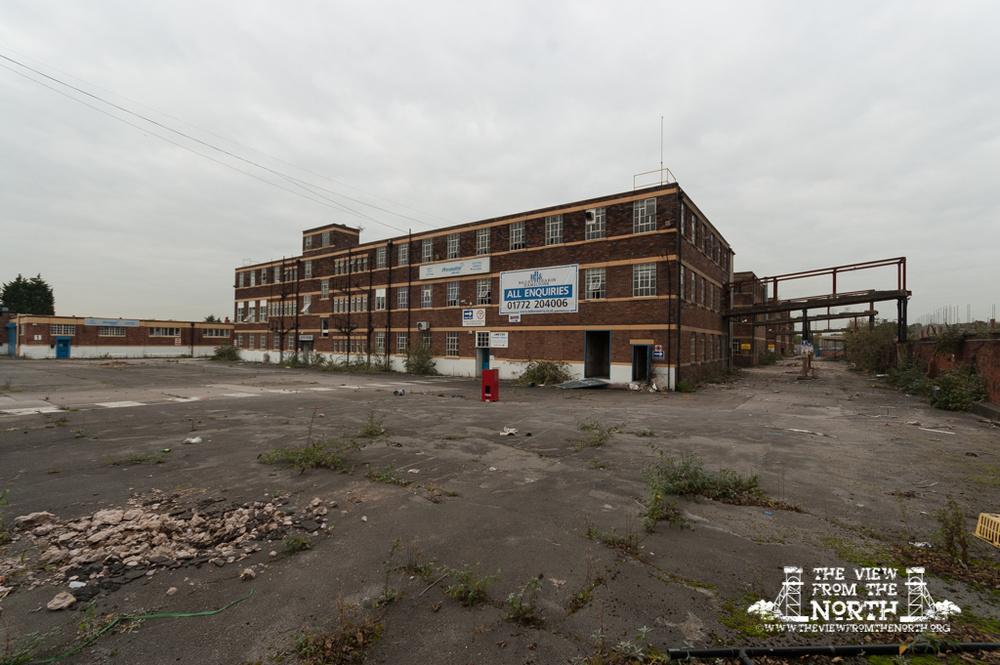 Prestolite 13 - Prestolite (Butec), Leyland