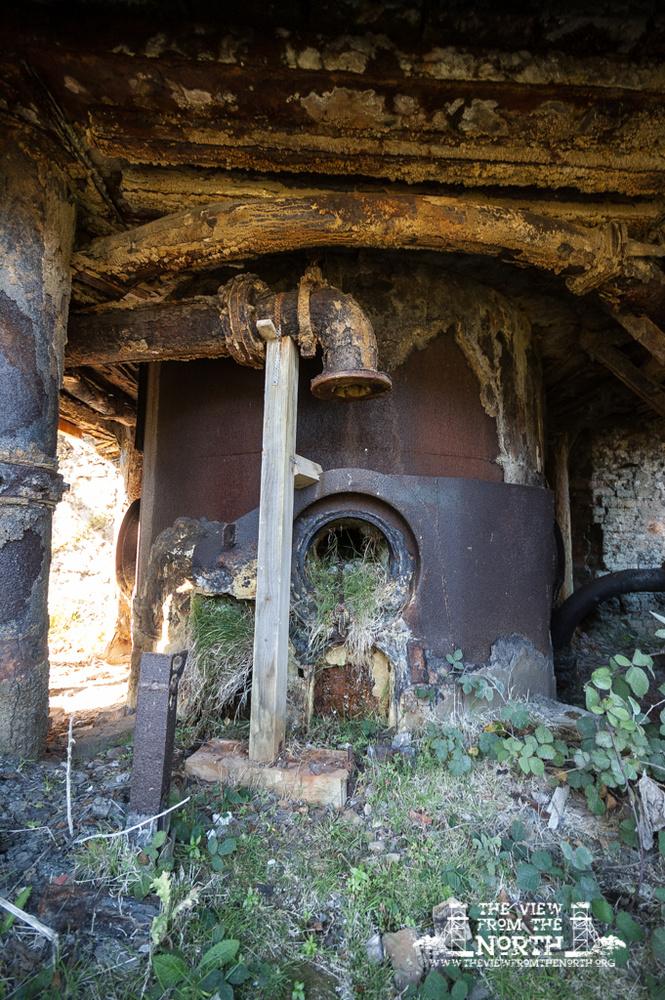 Backbarrow 11 - Backbarrow Ironworks, Cumbria