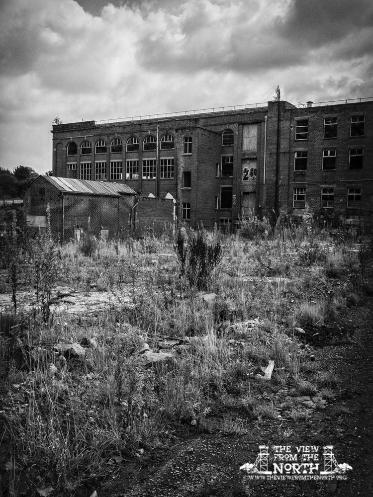 Vernon Carus, Penwortham Mills Revisited - Lancashire Textile Mills