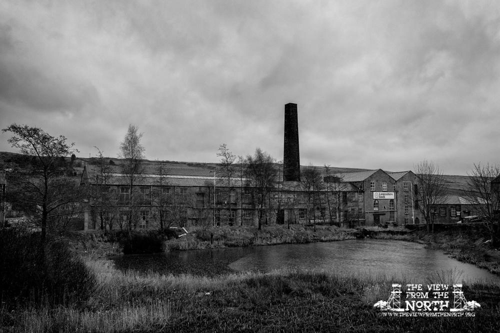 Lancashire Sock Company, Bacup - Lancashire Textile Mills