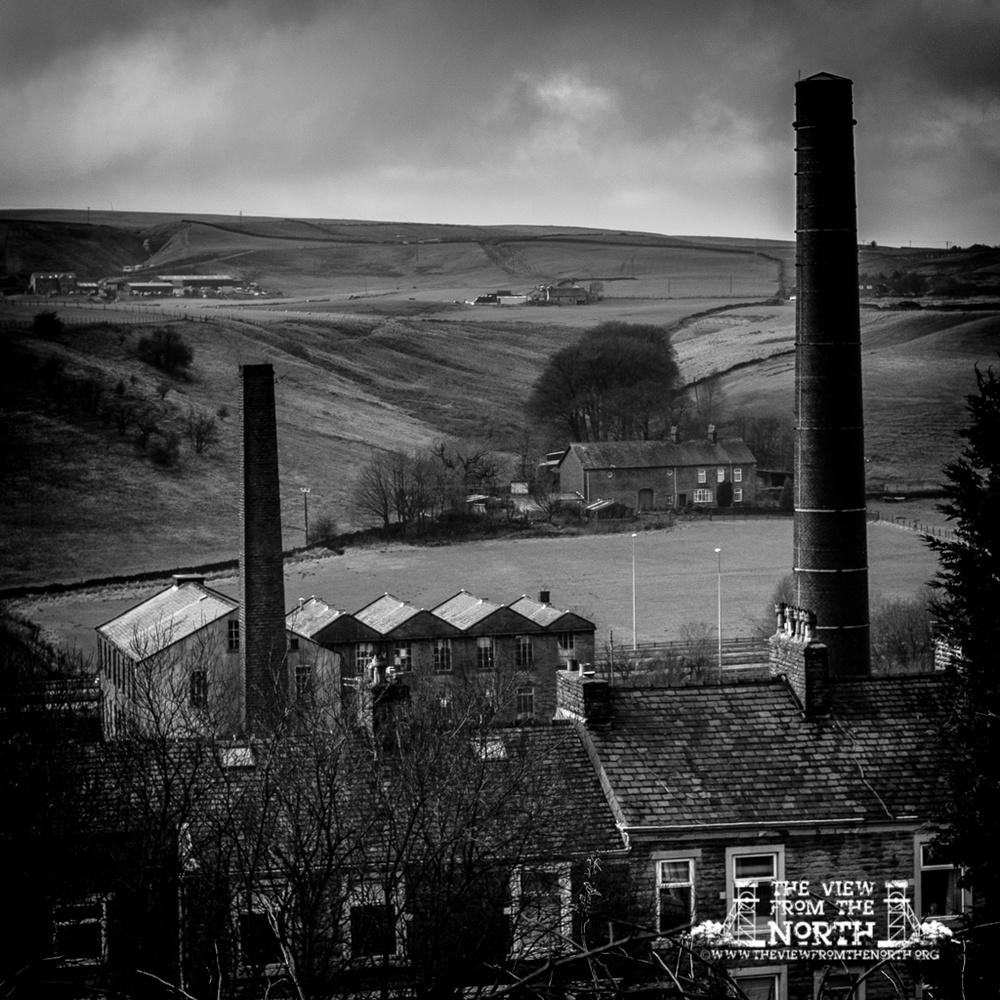 Albert Mill, Haslingden - Lancashire Textile Mills