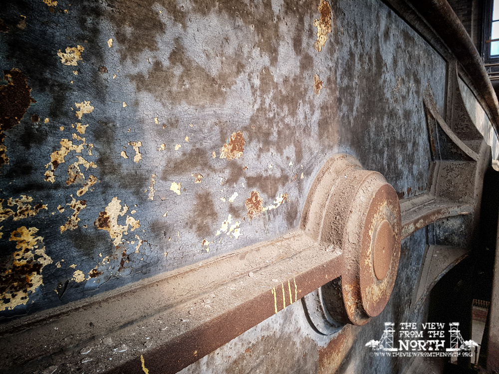 Crossness Pumping Station Beam Engine