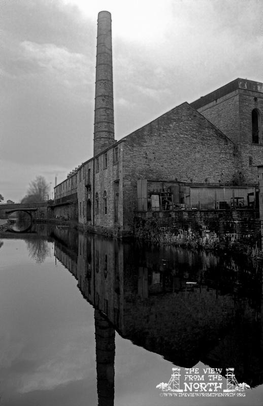 Weavers Triangle 2 - Lancashire Textile Mills