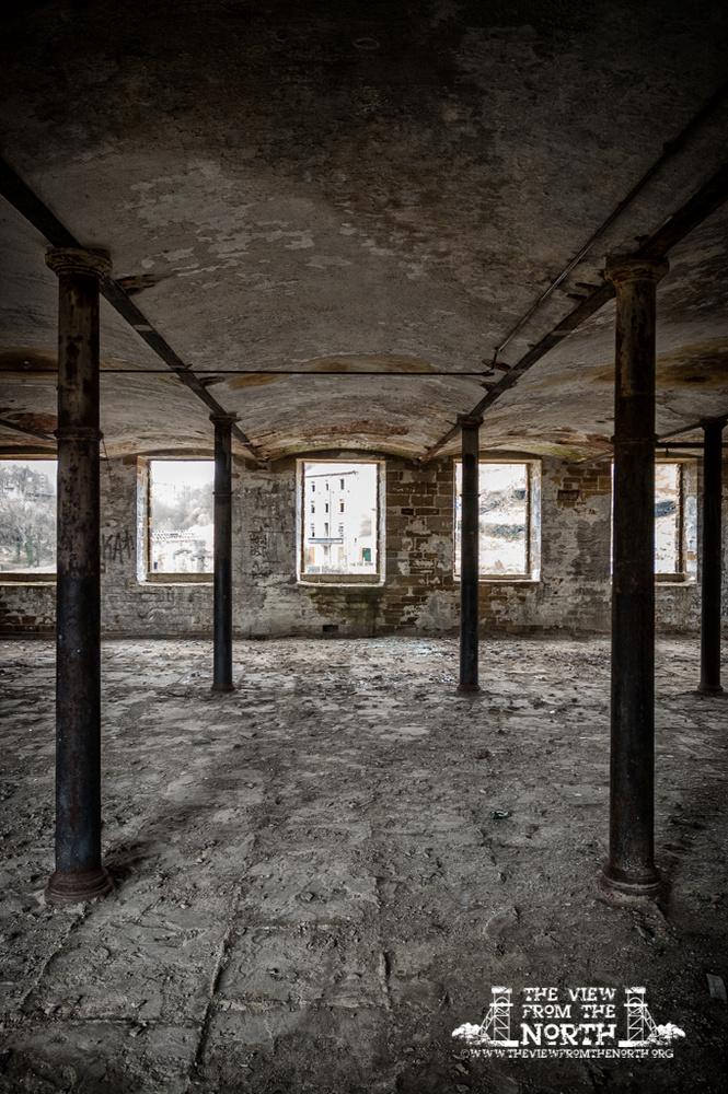 Old Lane Mill 8 - Old Lane Mill, Halifax