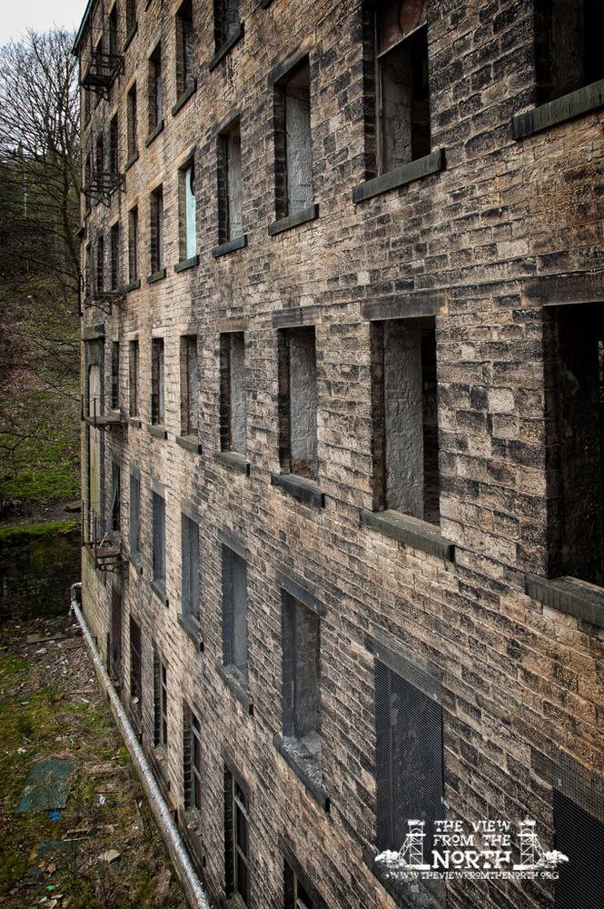 Old Lane Mill 4 - Old Lane Mill, Halifax