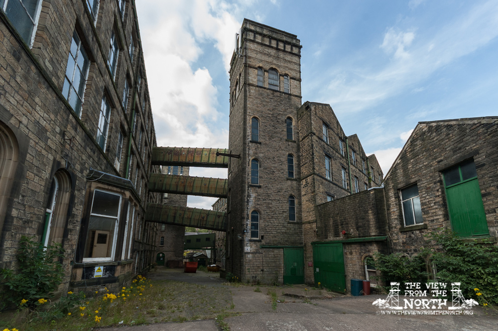 New Mills 1 - West Yorkshire Textile Mills