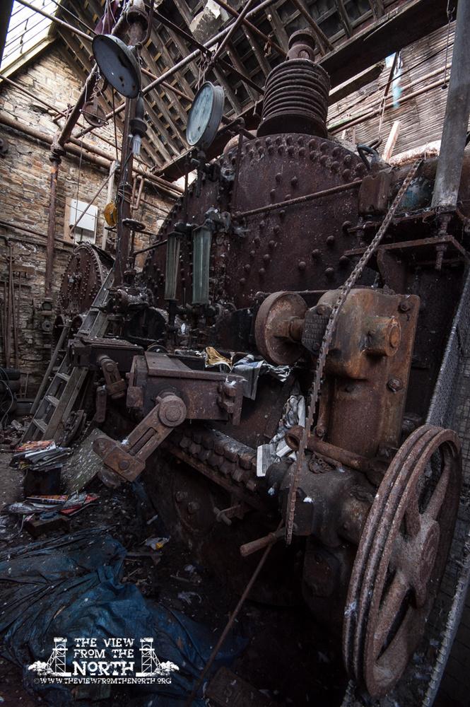 Grane Mill 5 - Grane Mill, Haslingden