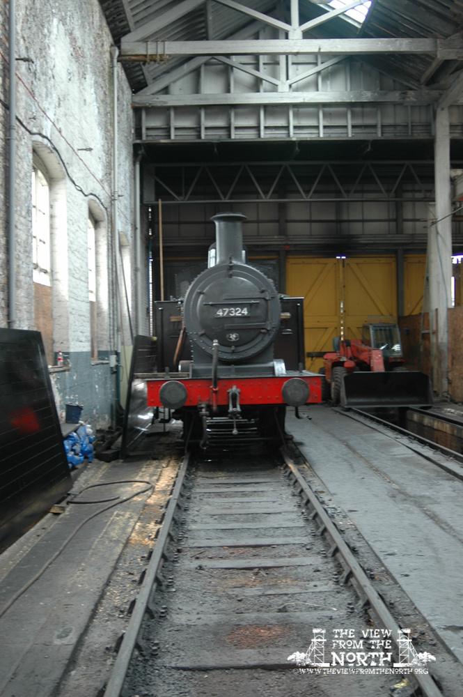 ELR Baron Street 3 - East Lancs Railway Baron Street Works