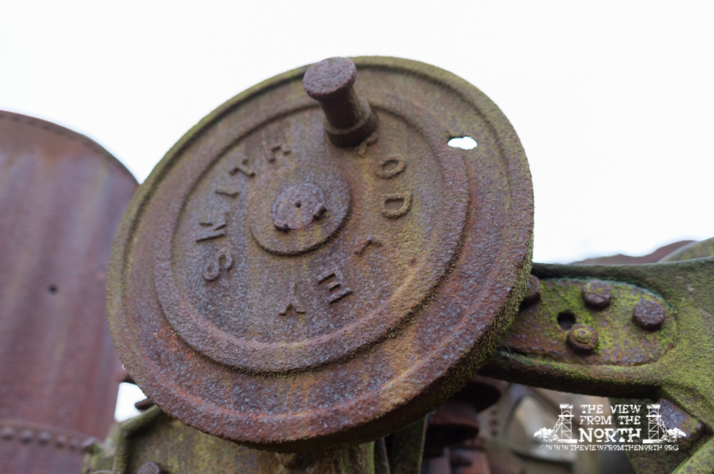 Jumbles 6 - Jumbles Quarry Steam Crane