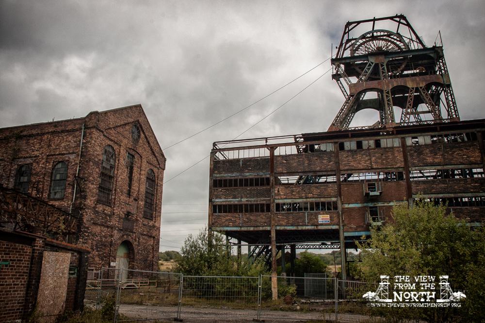 Chatterley Whitfield 3 - Chatterley Whitfield Colliery, Stoke