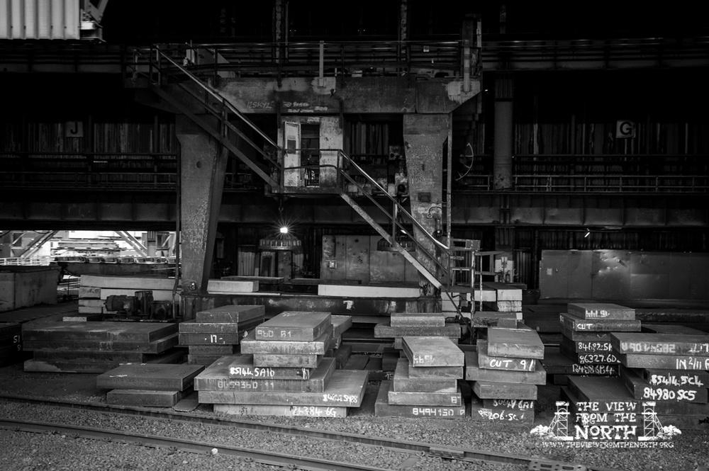 Scunthorpe 11 - Corus Scunthorpe and Tata Redcar Steelworks