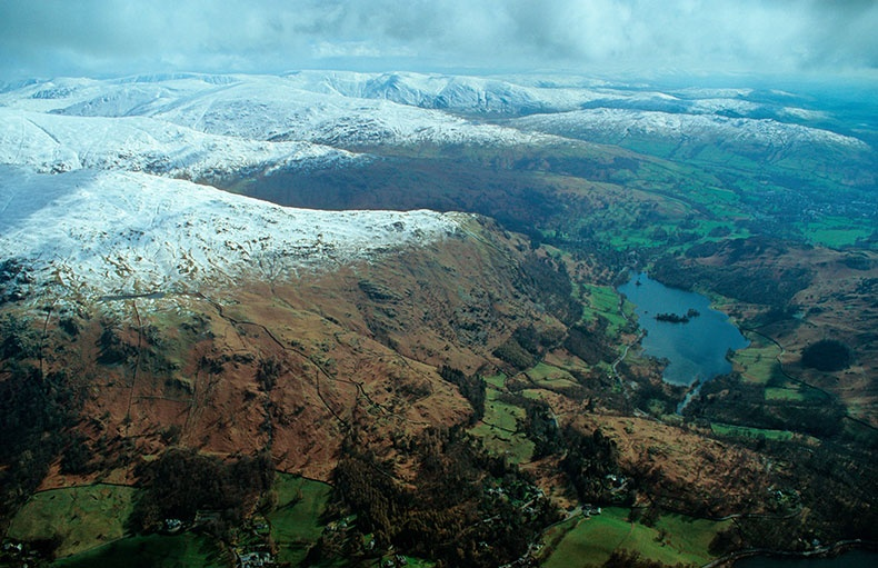 Rydal Water - Lake District