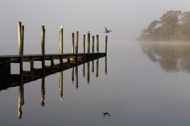 Lakeland Mist 2 - Lake District