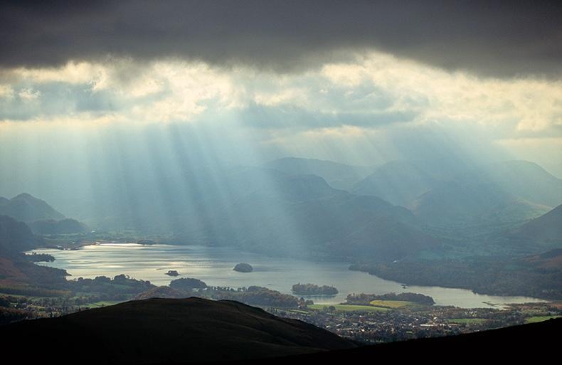 Lonscale View - Lake District