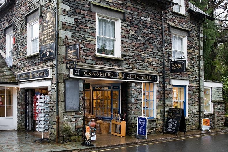 Grasmere Courtyard - Lake District