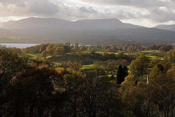 Towards Ambleside - Lake District