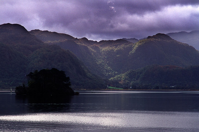View from Friar's Crag - Lake District