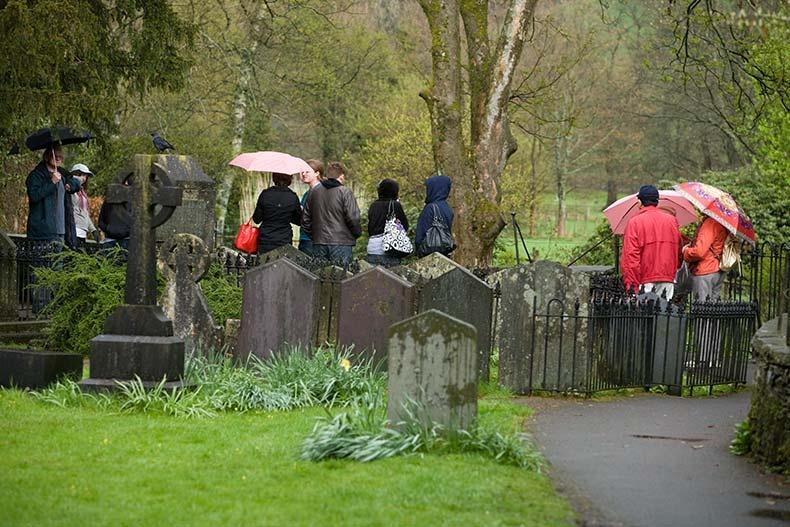 Wordsworth Graves 1 - Lake District