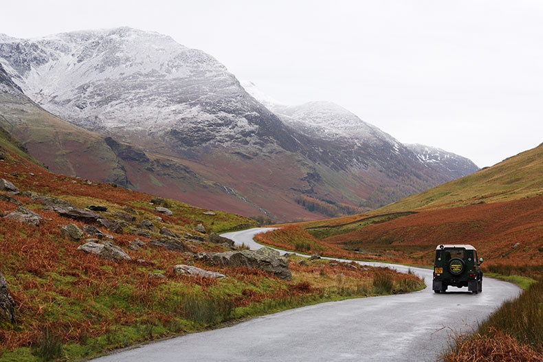 Honister Pass 1 - Lake District