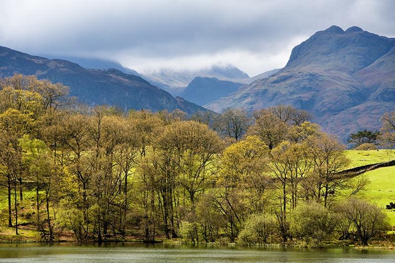 Loughrigg Tarn 2 - Lake District