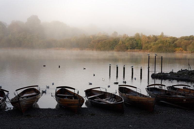 Lakeland Mist 1 - Lake District