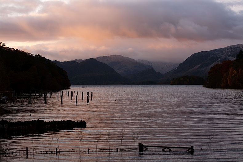 Dawn Over Derwentwater 2 - Lake District