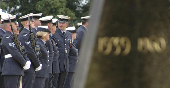 National Service Memorial - National Memorial Arboretum, Staffordshire, England