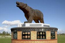 Polar Bear - National Memorial Arboretum, Staffordshire, England