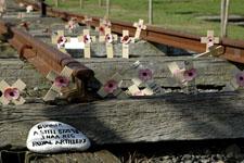 The Burma Railway - National Memorial Arboretum, Staffordshire, England