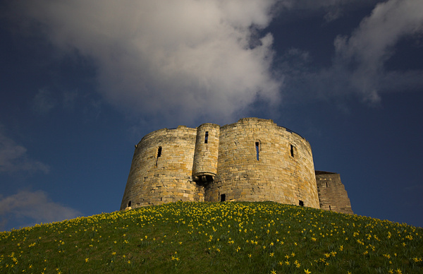 Cliffords Tower - York