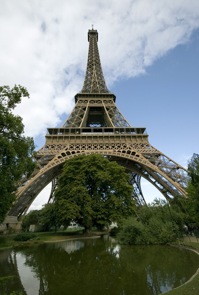 Eiffel Tower - Architecture