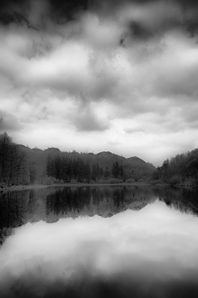 Yew Tree Tarn - Landscapes