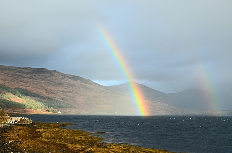 November 2012 - Loch Scridain, Mull, Argyll - Photos of the month