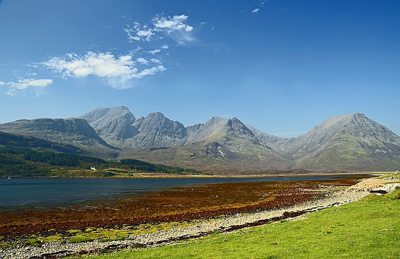 August to September 2014 - Blaven, Skye - Photos of the month