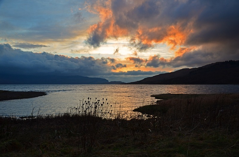November 2011 - Loch Beg, Mull - Photos of the month