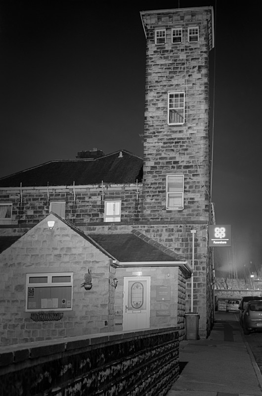 Old Fire Station, Ilkley - Otley and Ilkley at Night