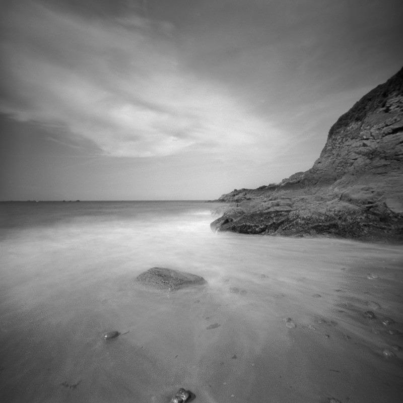 Jersey Coast 8 - Coastal Pinhole pictures
