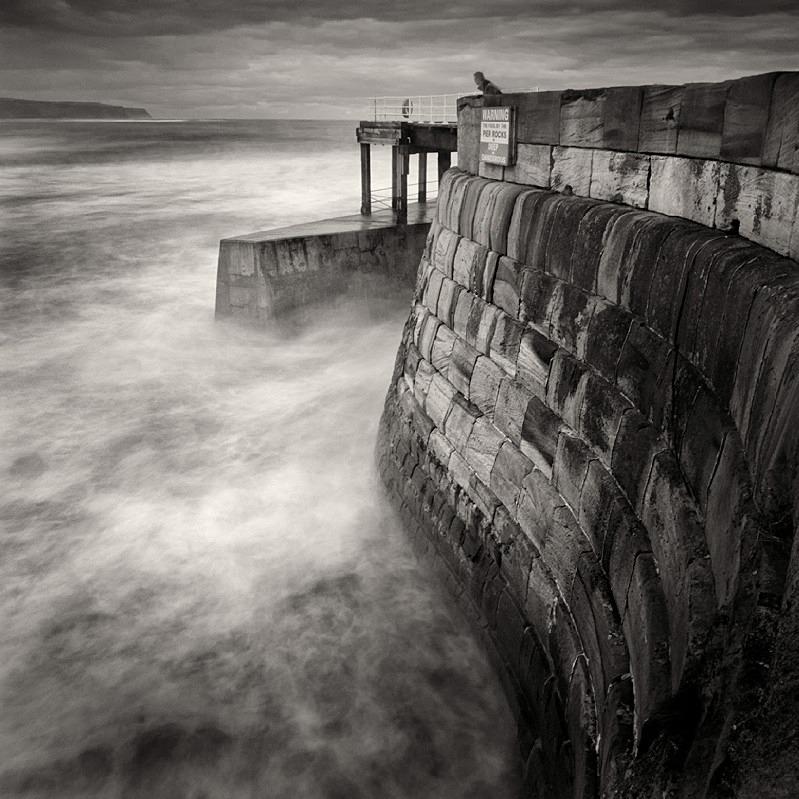 Whitby Rough Seas
