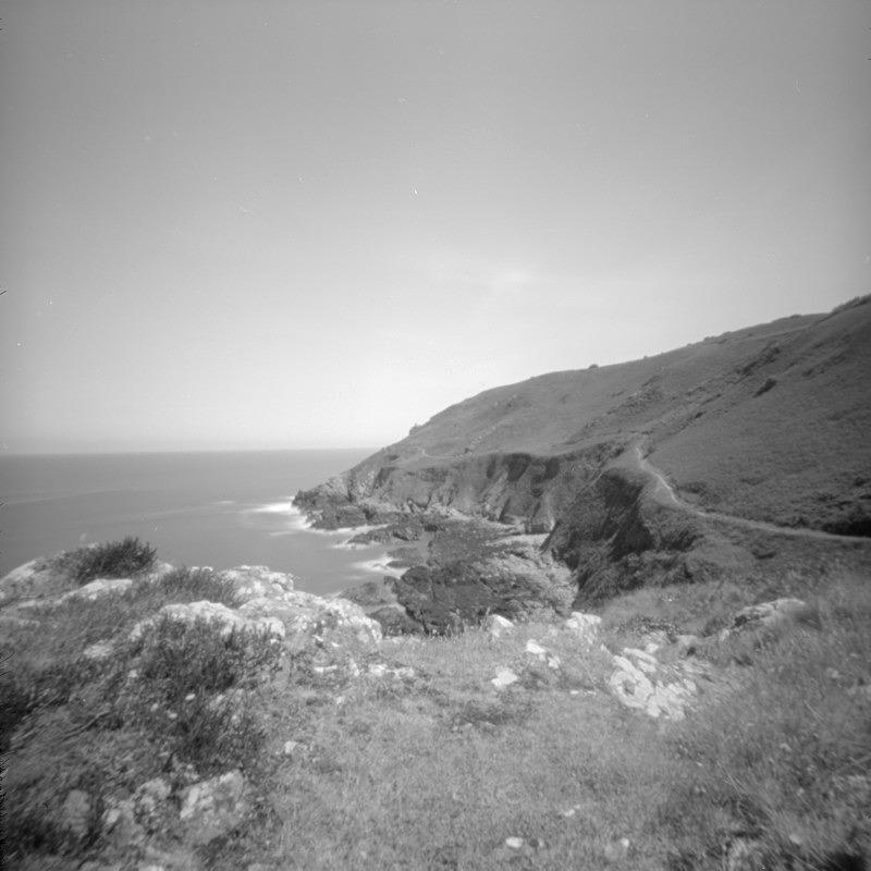 Jersey Coast 3 - Coastal Pinhole pictures