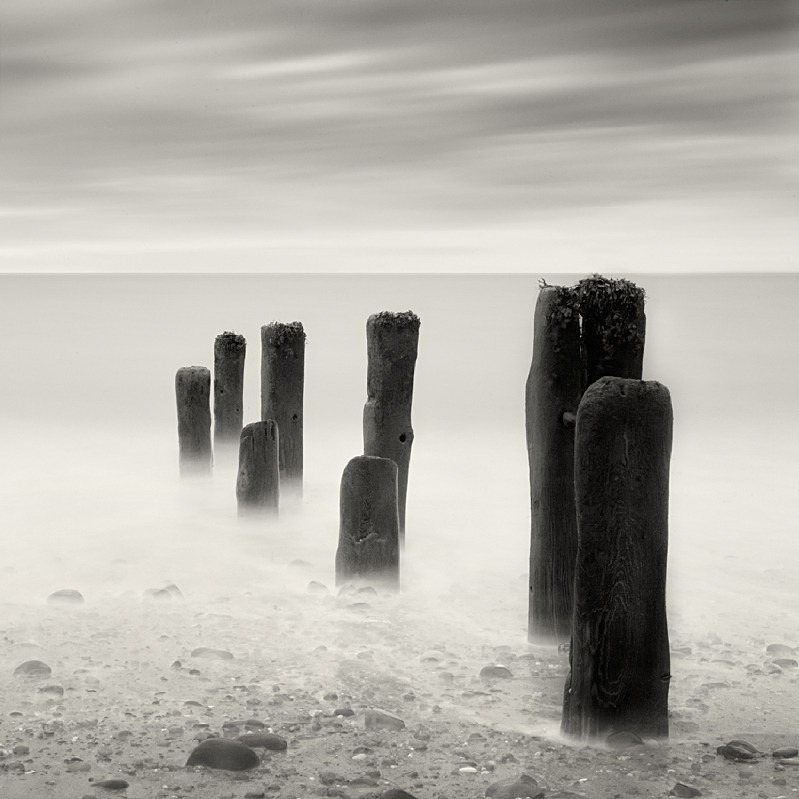 Sea Defence Black Groynes