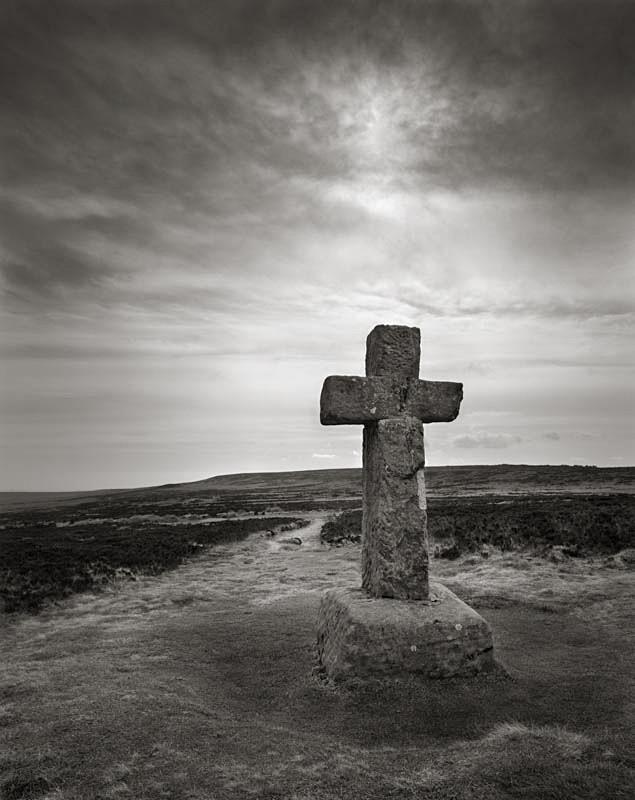 Cowper's Cross, Ilkley Moor - Landscapes