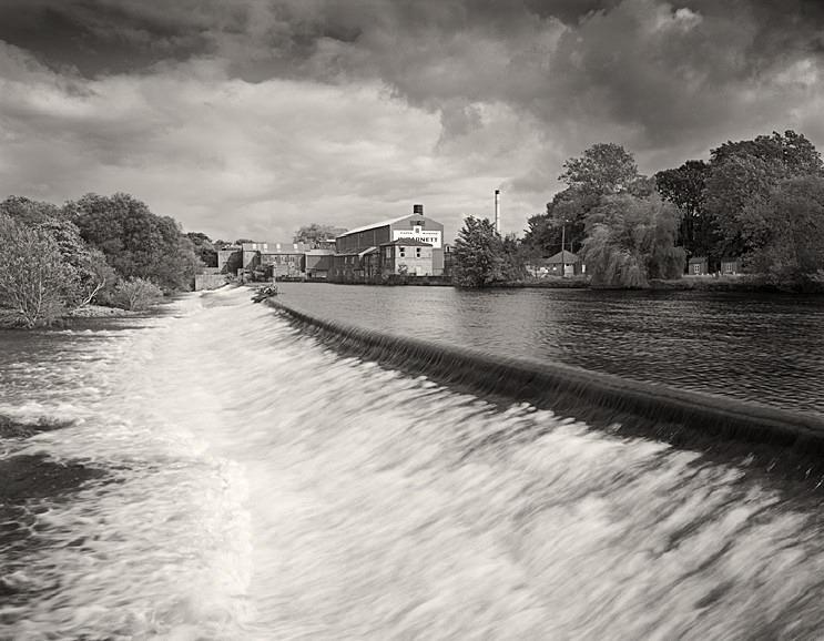 Otley Weir