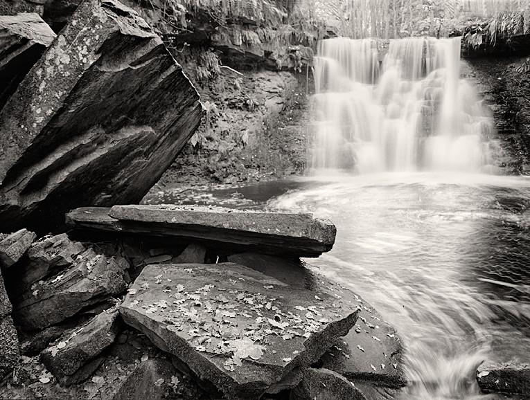 Slabs, Goitstock Falls