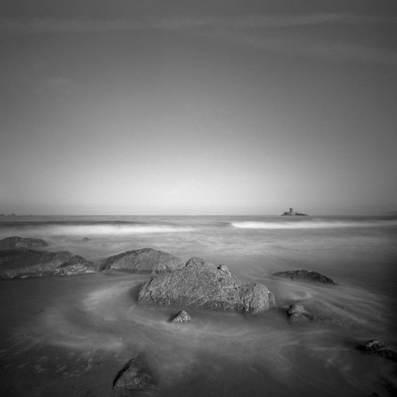 Jersey Coast 11 - Coastal Pinhole pictures