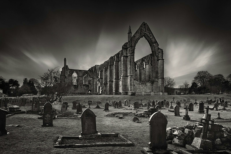 Bolton Abbey long exposure