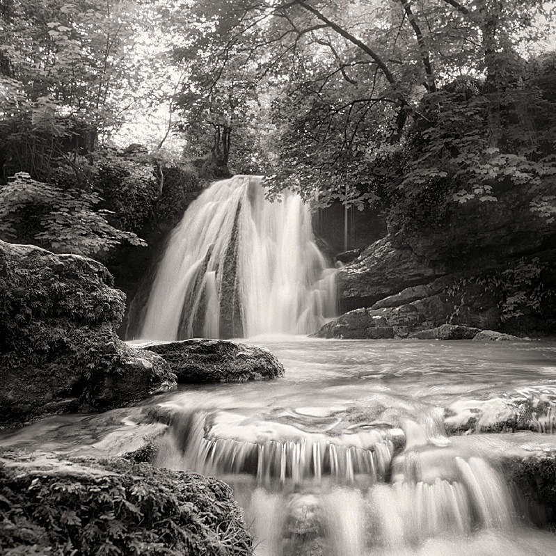 Janets Foss Water fall