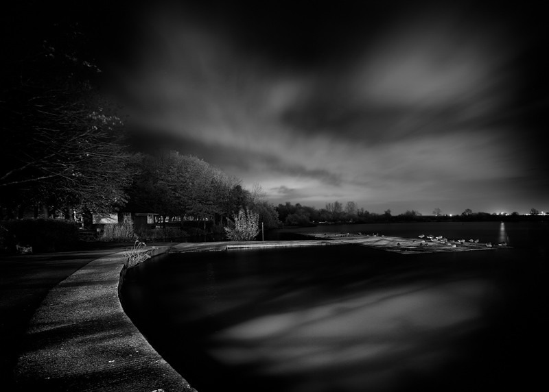 Yeadon Tarn - Night Exposures