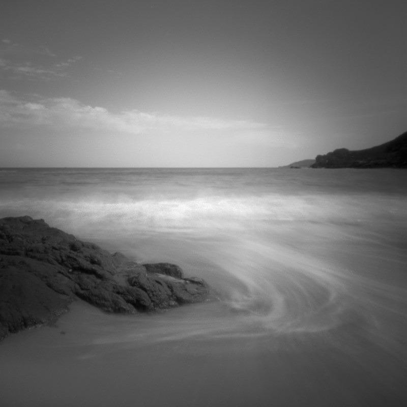 Jersey Coast 7 - Coastal Pinhole pictures