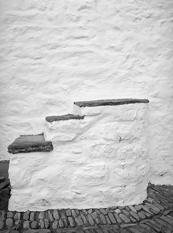 Three Steps Dent in Yorkshire Dales - Abstract & Still Life