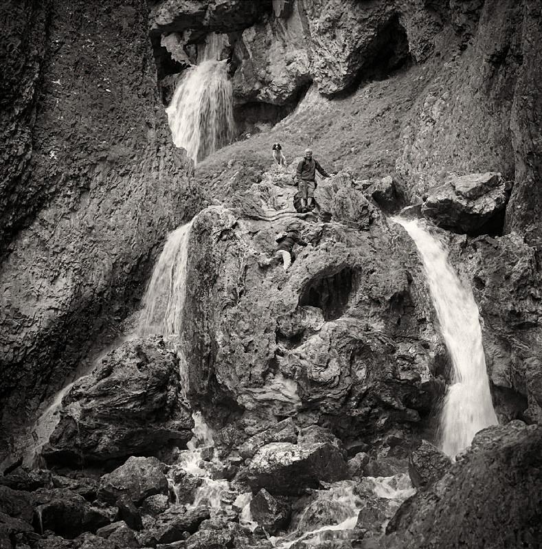 Gordale Falls Yorkshire